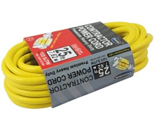 12/3 Gauge Outdoor Extension Cord w/ Lighted End (20251-025)